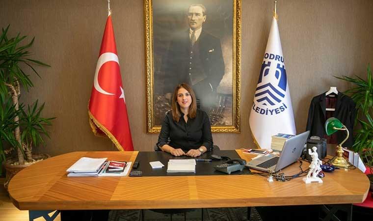 Bodrum'un en genç meclis üyesi, belediye başkan vekili oldu