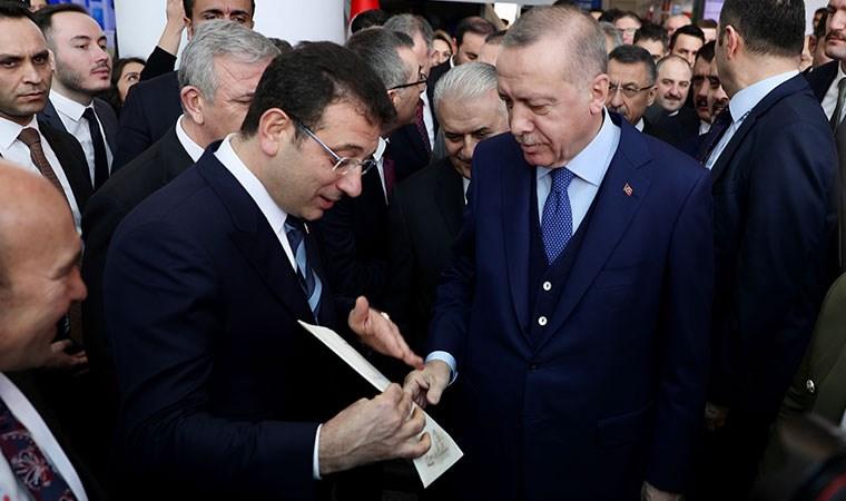 İmamoğlu, Erdoğan'a 4 sayfalık mektup verdi: Nezaketsiz bir gün oldu