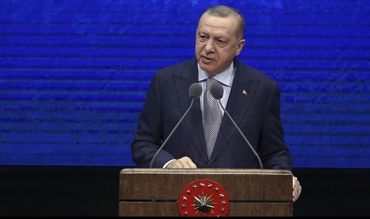 Erdoğan'dan infaz düzenlemesi açıklaması