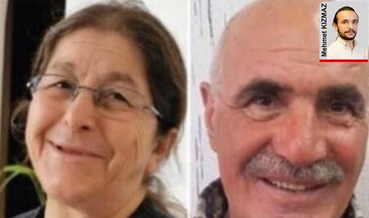 Asuri çift 1 haftadır kayıp