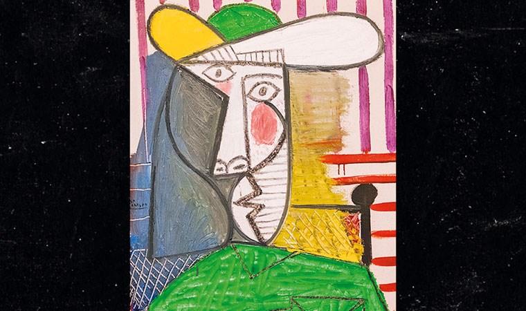 Picasso'ya neden saldırır bir insan?
