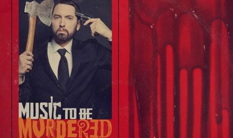 Eminem'den sürpriz albüm: Music To Be Murdered By