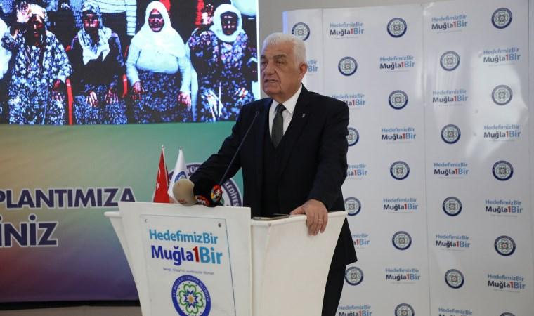 Osman Gürün: Bir ve beraber olursak Muğla'yı geleceğe taşırız