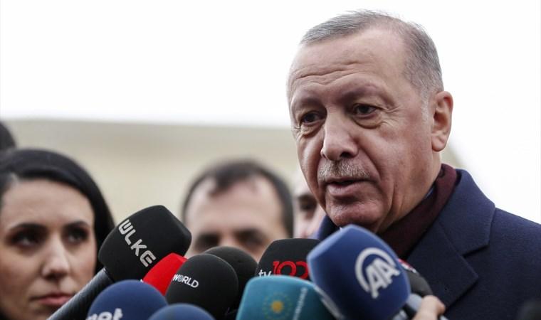 Erdoğan'dan İmamoğlu'na mektup yanıtı