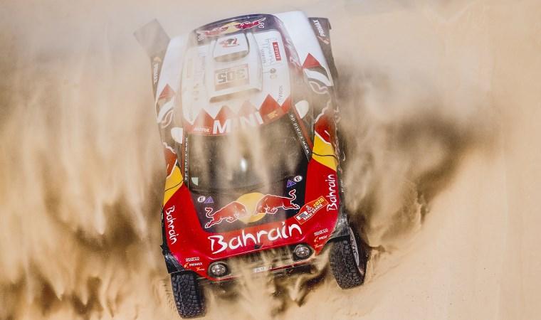 Dakar Rallisi'nde zafer Çöl Tilkisi  Carlos Sainz'in oldu