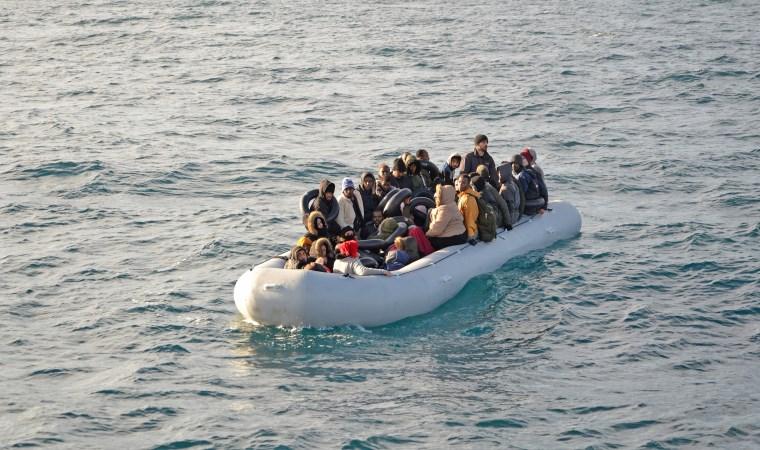 Düzensiz göçte ilk sırada Afganlar var