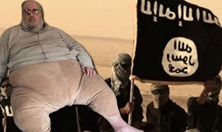IŞİD'in 'obez müftü'sü yakalandı