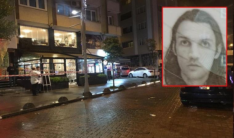 Pala ile restorandakileri rehin alan saldırgan öldürüldü