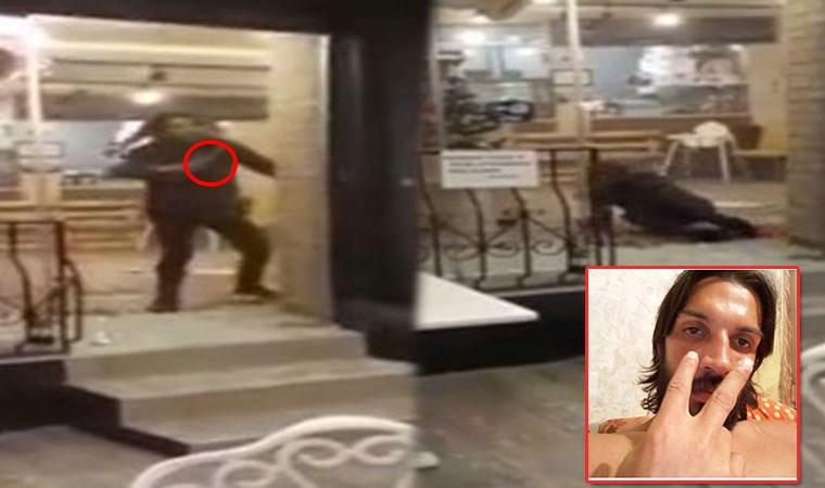 Yer: İstanbul... Bıçakla restorana giren saldırgan öldürüldü!