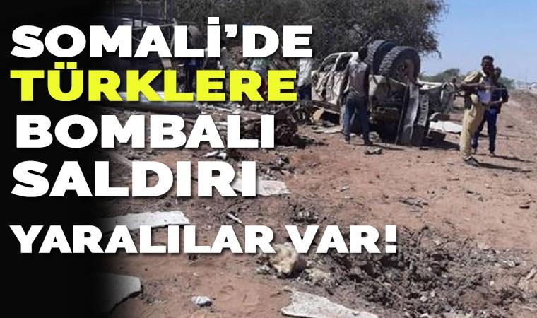 6'sı Türk, 15 kişi yaralandı