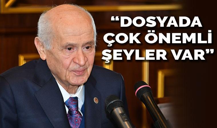 Bahçeli, Kılıçdaroğlu'na suç duyurusunda bulunacak