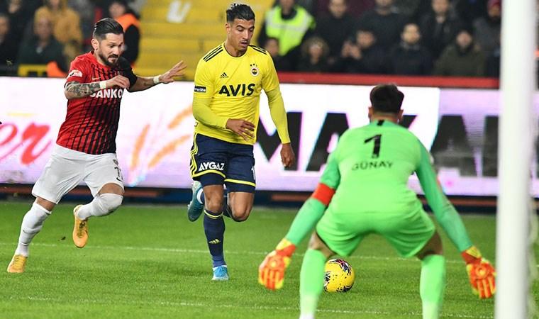 Fenerbahçe Gaziantep'ten sıyrıldı: 2-0