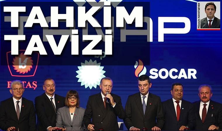 Türkiye, TANAP'ta BP'nin isteği üzerine değişikliğe gidiyor