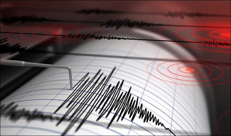 Yunanistan'da 5.2 şiddetinde deprem