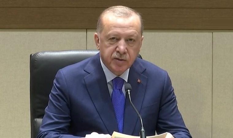 Cumhurbaşkanı Erdoğan: 'Yargı camiamız için çok üzücü'