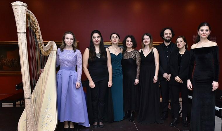 Ceren Necipoğlu doğum gününde konserle anıldı