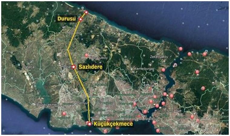 ABD'li finans şirketi çevresel riske rağmen Kanal İstanbul'a talip oldu