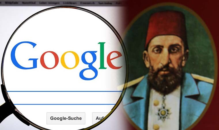 Tarihçi Profesör: Google'ı ilk Abdülhamid icat etti