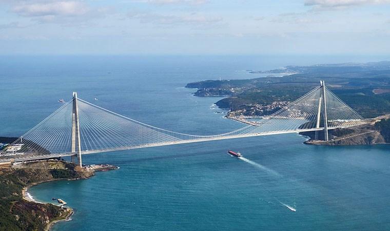 Yavuz Sultan Selim Köprüsü'nden geçmeyen araçlar için devlet 1.6 milyar lira ödeyecek