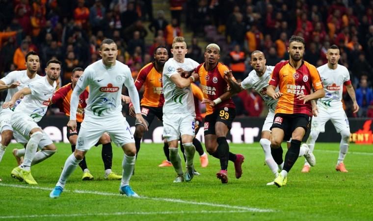 Galatasaray, kupayı bırakmak istemiyor
