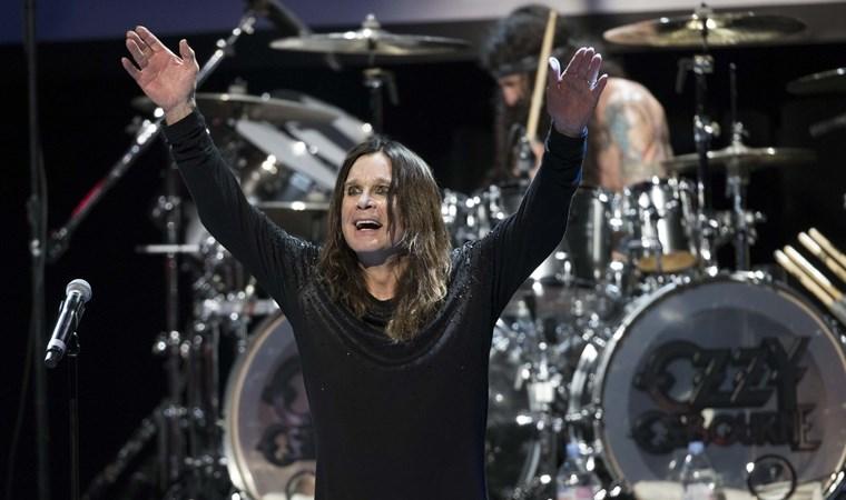 Ozzy Osbourne'dan kötü haber