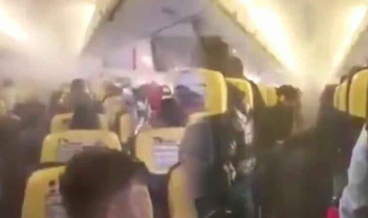 Havada korku ve panik! Çığlık atıp ağladılar