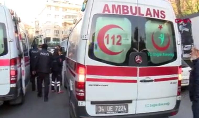 Şişli'de restoranda çalışanlar arasında kavga çıktı! 3 kişi bıçaklandı
