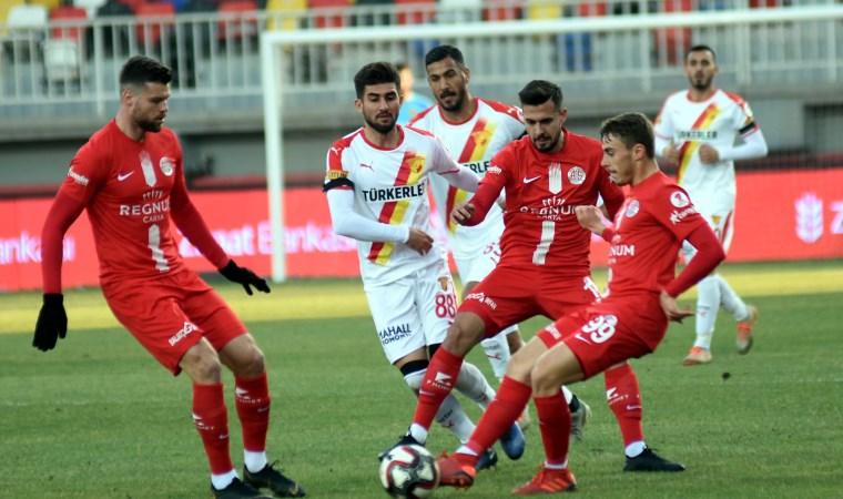 Antalyaspor, Göztepe'yi eledi!