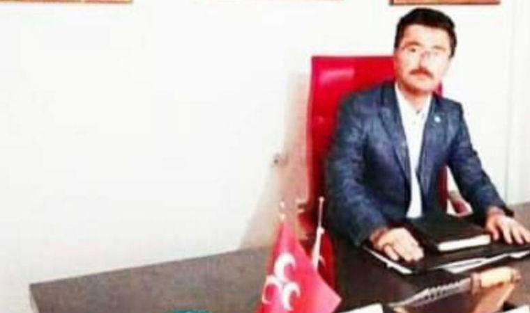 MHP'li başkan evinde yaşamına son verdi