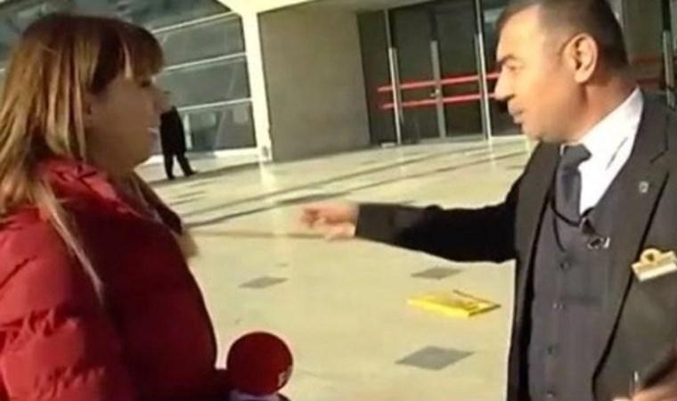 Muhabir: Bana araba mı çarpsın? TCDD görevlisinden şok yanıt