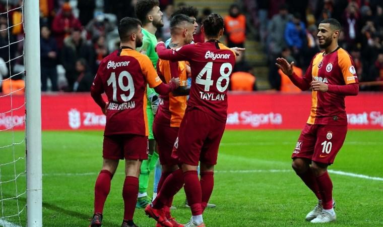 Galatasaray'a turu  Lemina getirdi!