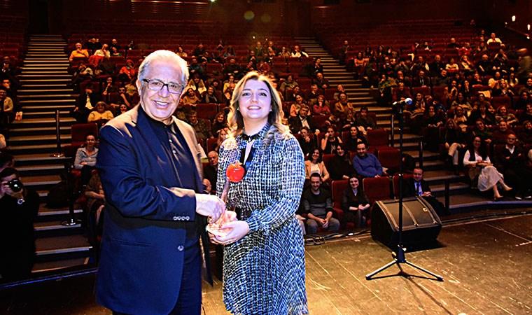 Livaneli ödülü 'Çember' ile Tatlısu'nun