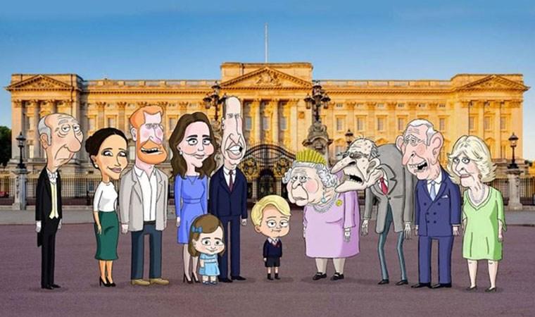 Prens George'un gözünden kraliyet ailesi