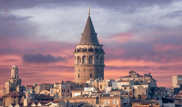 İstanbul'un en sevileni Galata Kulesi!