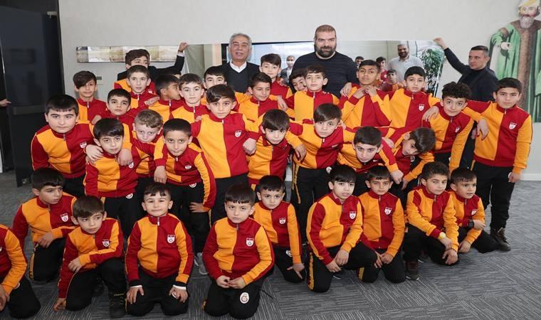 Adnan Polat'tan Nusaybin'de 'geleceğe' yatırım!