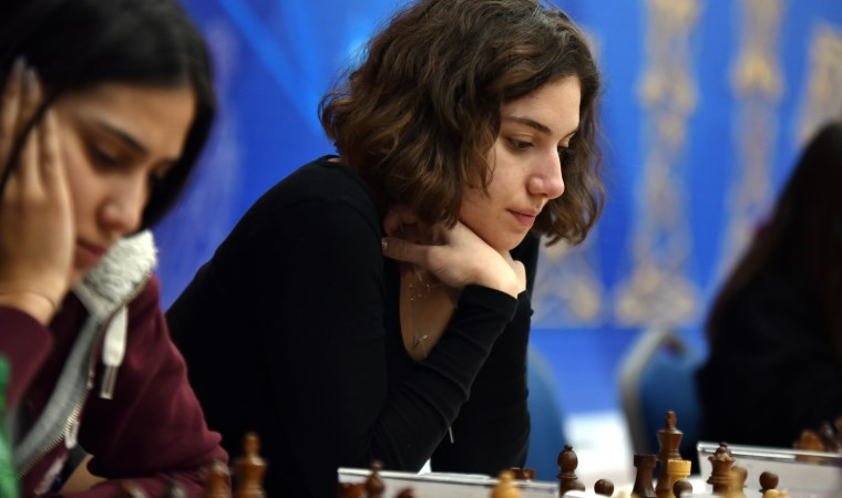 Antalya'da satranç heyecanı