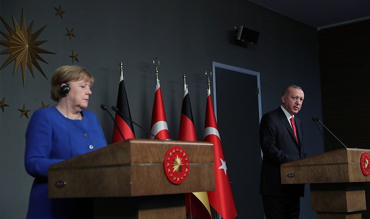 Erdoğan: Bu adama yüz verilmemesi lazım, ben görüşme yapmam