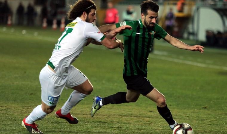 Seleznyov böyle istedi: Akhisarspor-Bursaspor: 0-1