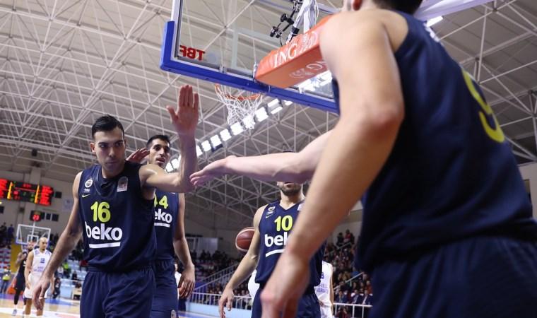 Fenerbahçe Beko Olimpia Milano'yu devirdi