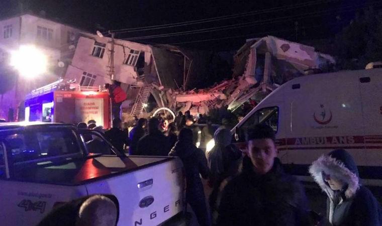 Belediyelerden Elazığ için yardım seferberliği
