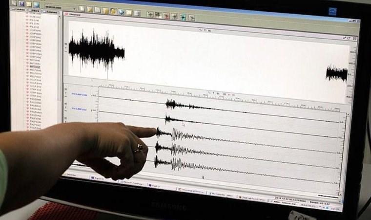 Manisa Akhisar'da 3.6 büyüklüğünde deprem