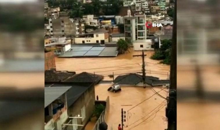 Brezilya'da sel: En az 14 ölü, 16 kayıp