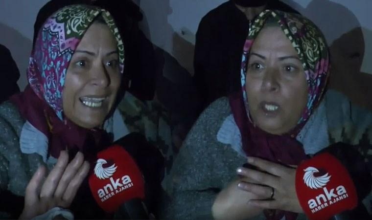 Muhabirin sorusuna böyle çıkıştı:  Yahu depremi soracağına de ki şimdi ne yaşıyorsun?
