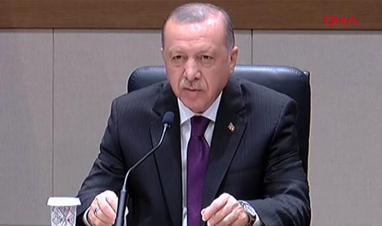Cumhurbaşkanı Erdoğan'dan Elazığ depremi ile ilgili son açıklama