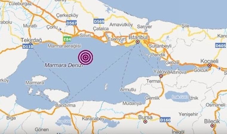 Uzmanından korkutan Marmara depremi uyarısı