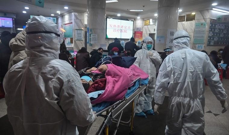 Çin'de koronavirüs nedeniyle ölen kişi sayısı 56'ya yükseldi