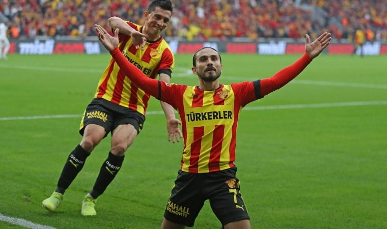 Göztepe Stadı'nda ilk gol, ilk penaltı