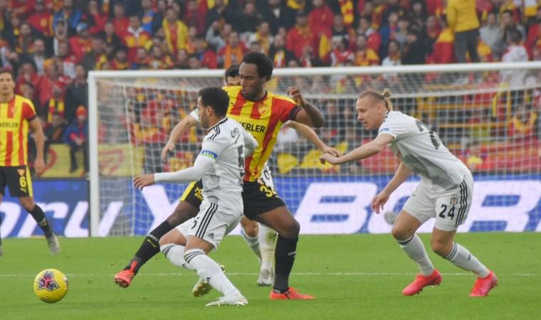 Göztepe, açılışı Beşiktaş'la yaptı: 2-1