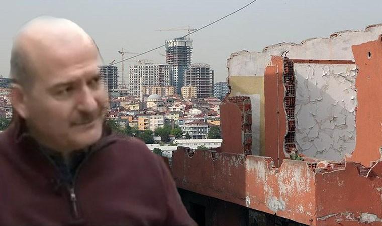 Bakan Soylu'dan İstanbul depremi açıklaması: 7.5 şiddetinde...