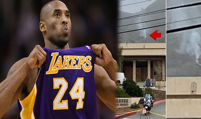 Efsane basketbolcu Kobe Bryant yaşamını yitirdi